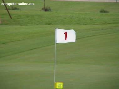 Der Golfplatz in Caleta de Vélez