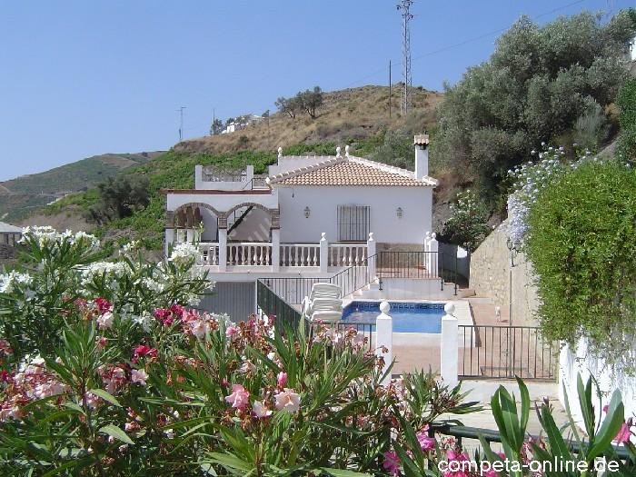 casa aperos c mpeta an der costa del sol zu vermieten ferienh user in spanien andalusien an. Black Bedroom Furniture Sets. Home Design Ideas