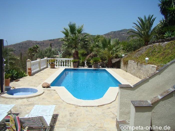 villa el nido ii pool de villa 39 s van competa online in zuid spanje hebben een priv zwembad. Black Bedroom Furniture Sets. Home Design Ideas